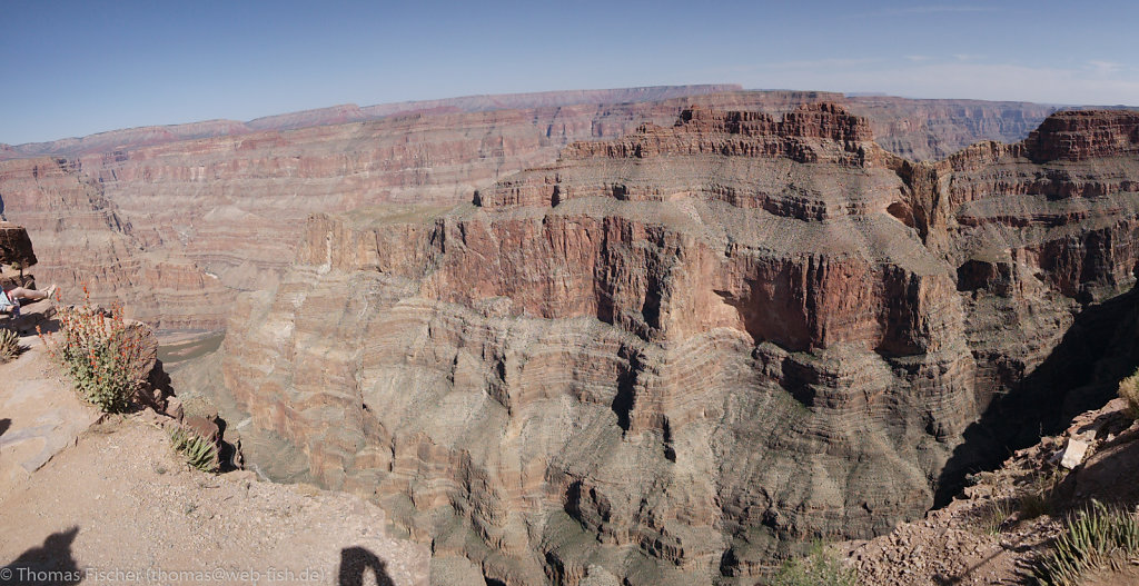 Grand Canyon West Rim, AZ